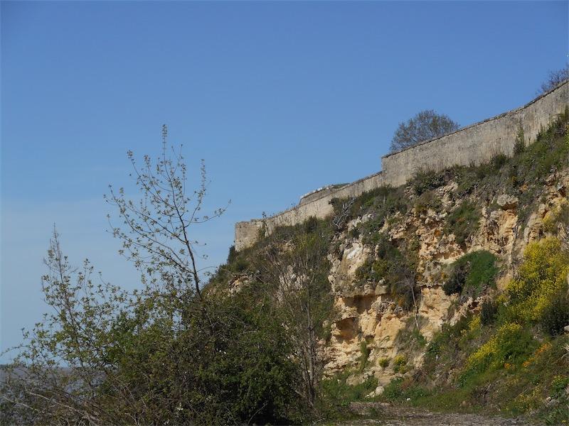 Citadelle de Blaye côté Gironde