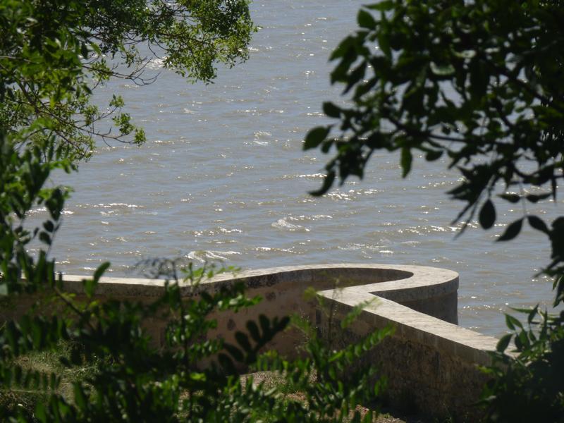 En bordure de la Gironde...