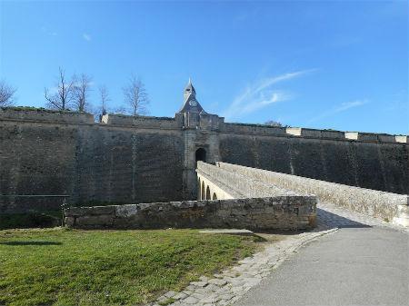 citadelle de blaye A42