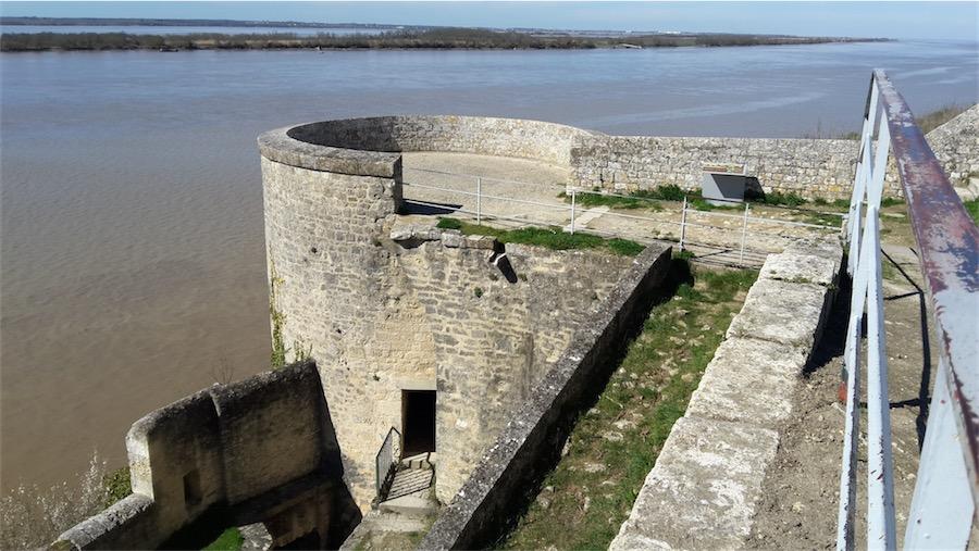 citadelle de blaye A34